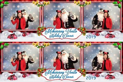 McKinney Vento Holiday Dinner 2019