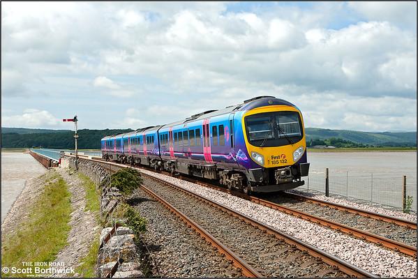 Class 185 (Desiro): First Trans Pennine Express