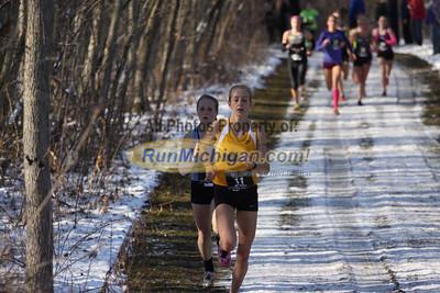 Girls' Seeded Mid Race - 2014 Footlocker Midwest Regional
