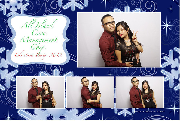 All Island Case Management- Holiday Party (Fusion Portraits)