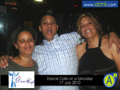 Dance Cafe Sat Night 17th July