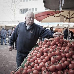 Markt in Almere
