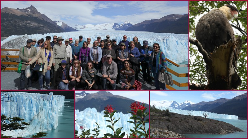 Day 8, Saturday, February 23rd. Los Glaciares National Park