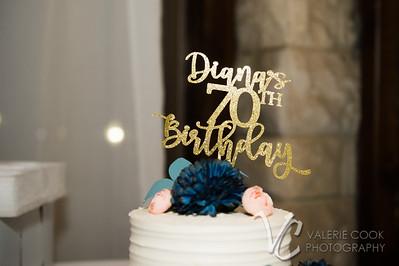 Diana's 70th Birthday