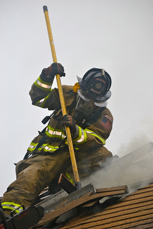 Training Burn - June 23, 2011