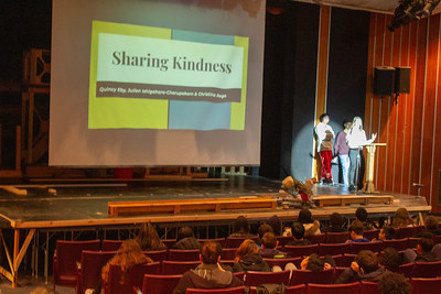 2.13.2020 MS Valentines Day Assembly