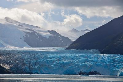 Chile, Glaciers