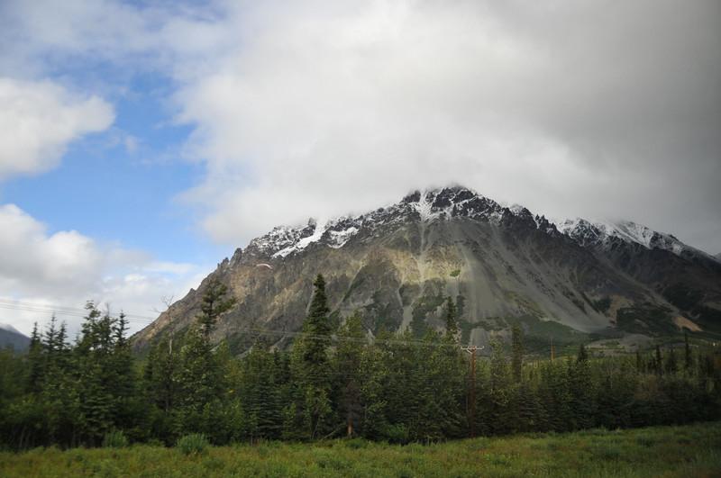 Roadside between Wasilla, Ak and Denali Princess Lodge