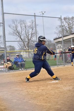 softball v. milledgeville . 4.13.17