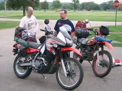 2008 Gravel road ride
