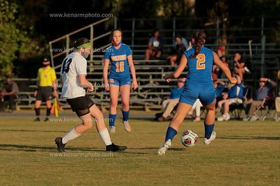 West Bladen vs Whiteville girls soccer 4/26/21