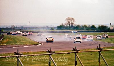 Volkswagen Raceday - Silverstone 1988