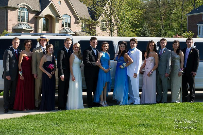 2013 Hampton HS Prom