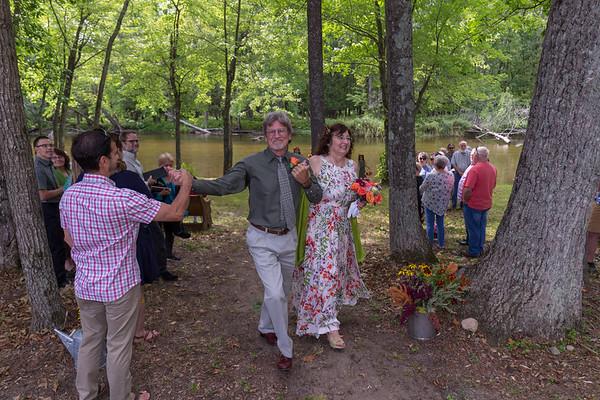 Gail + Glenn Wedding Alpena Michigan