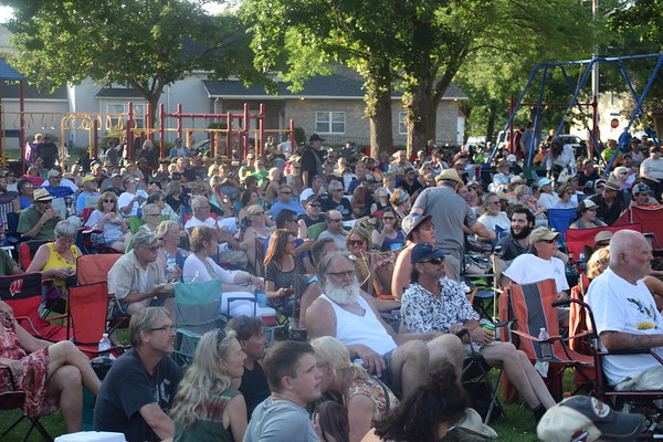 Blues on the Chippewa 2019 -  Aug. 2nd through 4th