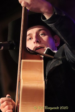 January 18, 2020 - Ryan Lindsay - Garth Brooks Tribute at Blackjacks Roadhouse, Nisku