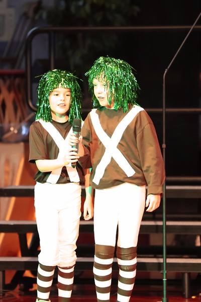 Willy Wonka: Performing Arts Camp