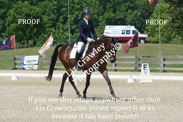 ALEXANDRA KNOWLES AND COURTLY MISS #120