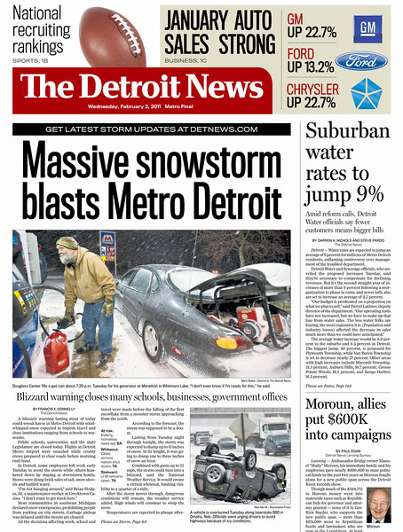 What will the 2013 Michigan winter be like?