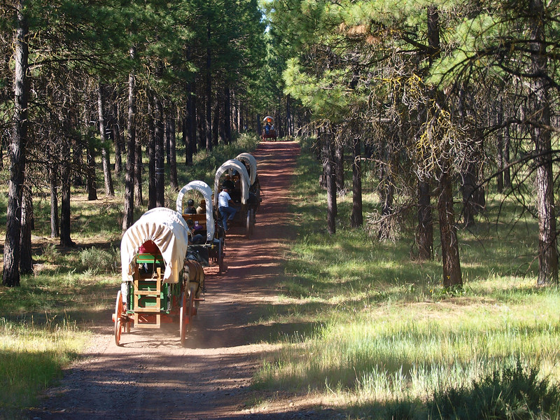 2019 Sisters - Green Ridge Trail