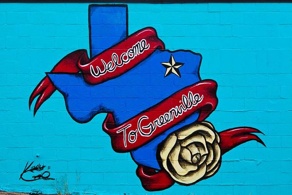 Texas Murals