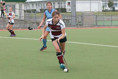 2014_06_08 U18s Women Northland vs North Harbour