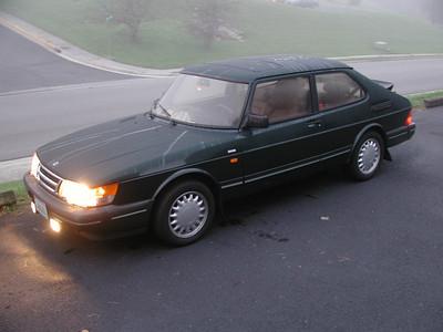 1992 SAAB 900S