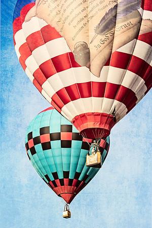 Hot air balloon festival - 5/11/13