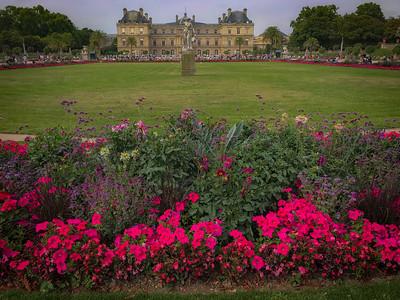 08_Paris - Luxembourg Gardens