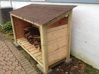 firewoodshed