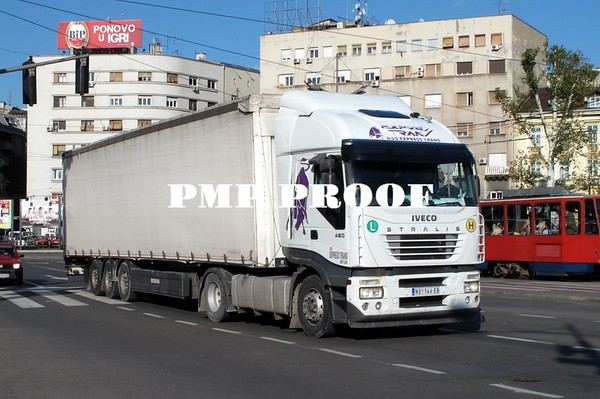 Serbian Transport