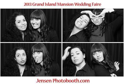 Grand Island Mansion Wedding Faire