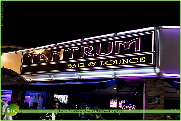 Tantrum Bar & Lounge Carnival 2019 | Nessa Preppy Live