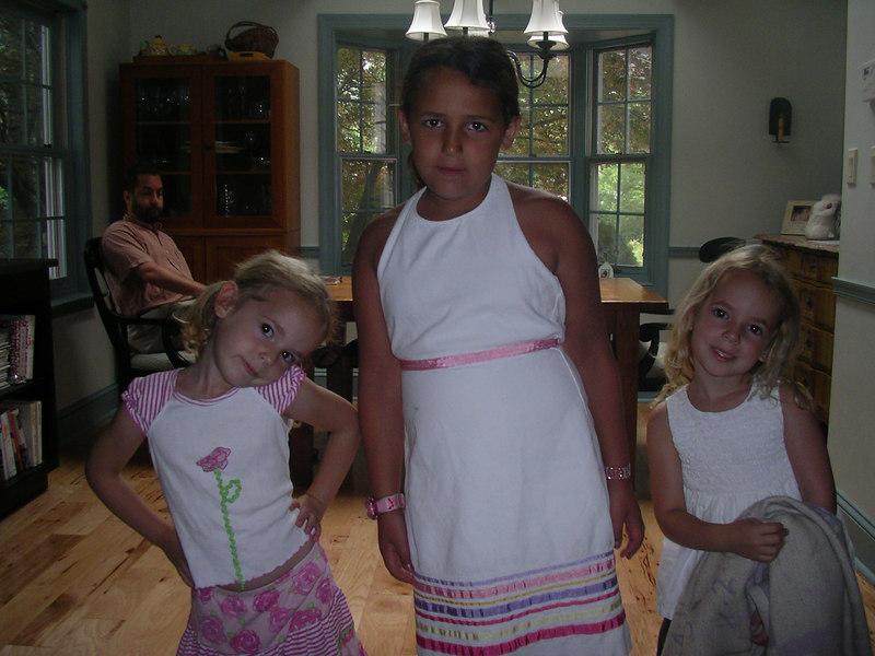 Julie, Char, and Vi.