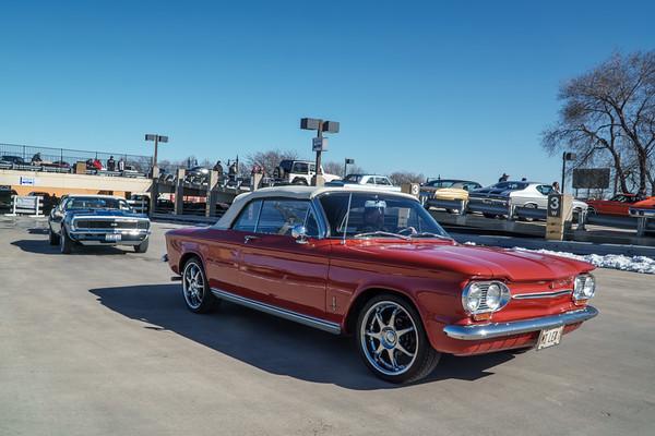 Furious 7 Movie Auto Show