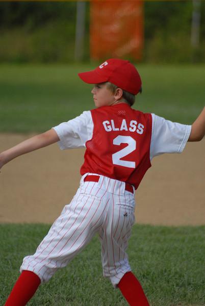 Grant County LL Baseball 2007-2009