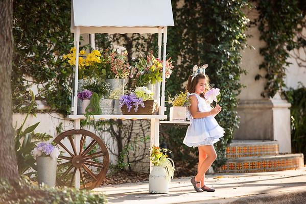 Flower Cart April 2021 - Emily