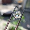 2.12ct Octagonal Flat Cut Diamond, GIA M VS2 13
