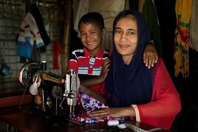 01-Foster Family Rohingya Refugee-09-01-2019