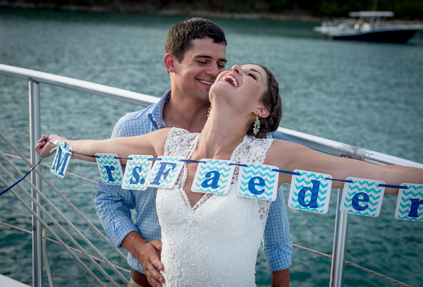 St. John Wedding {Allison+Mike}