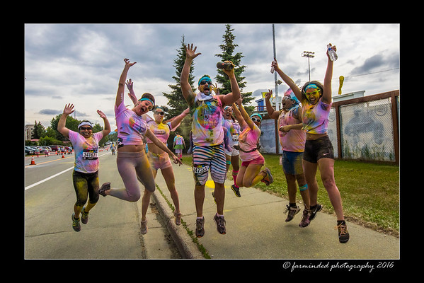 Color Run - 2016