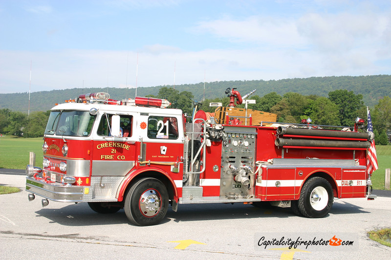 Creekside X-Engine 2-21: 1983 Hahn 1250/750 (** Currently Privately Owned **)