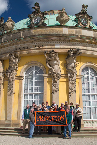 Princeton Group Photo - Temujin Nana