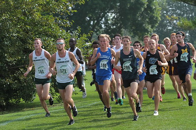 Mens College - 2018 Auto Owners Spartan Invitational XC