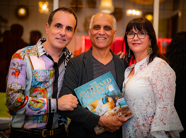 Adeeni Design Group SF:  Book Signing