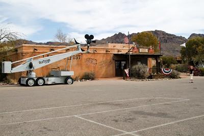Old Tucson AZ