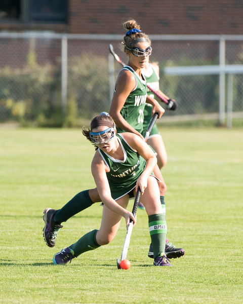 Hall-Dale vs Winthrop Field Hockey