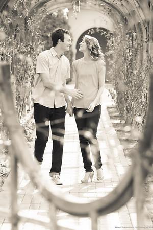 Haley Kasteler and Darren Haymond Eng