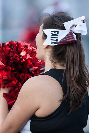 2012 Cheerleading at Football Games