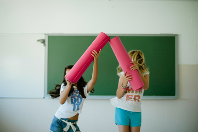 YogaEd Back to School Campaign
